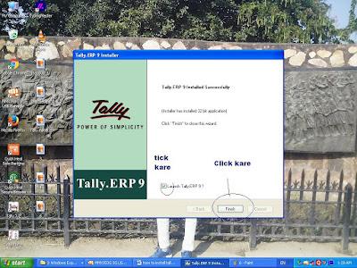 Tally ERP.9 in hindi
