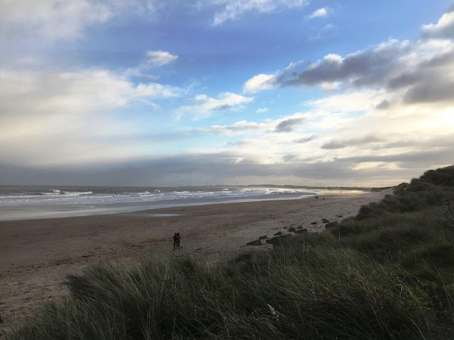 8 Favourite North East Coastal Family Walks druridge bay