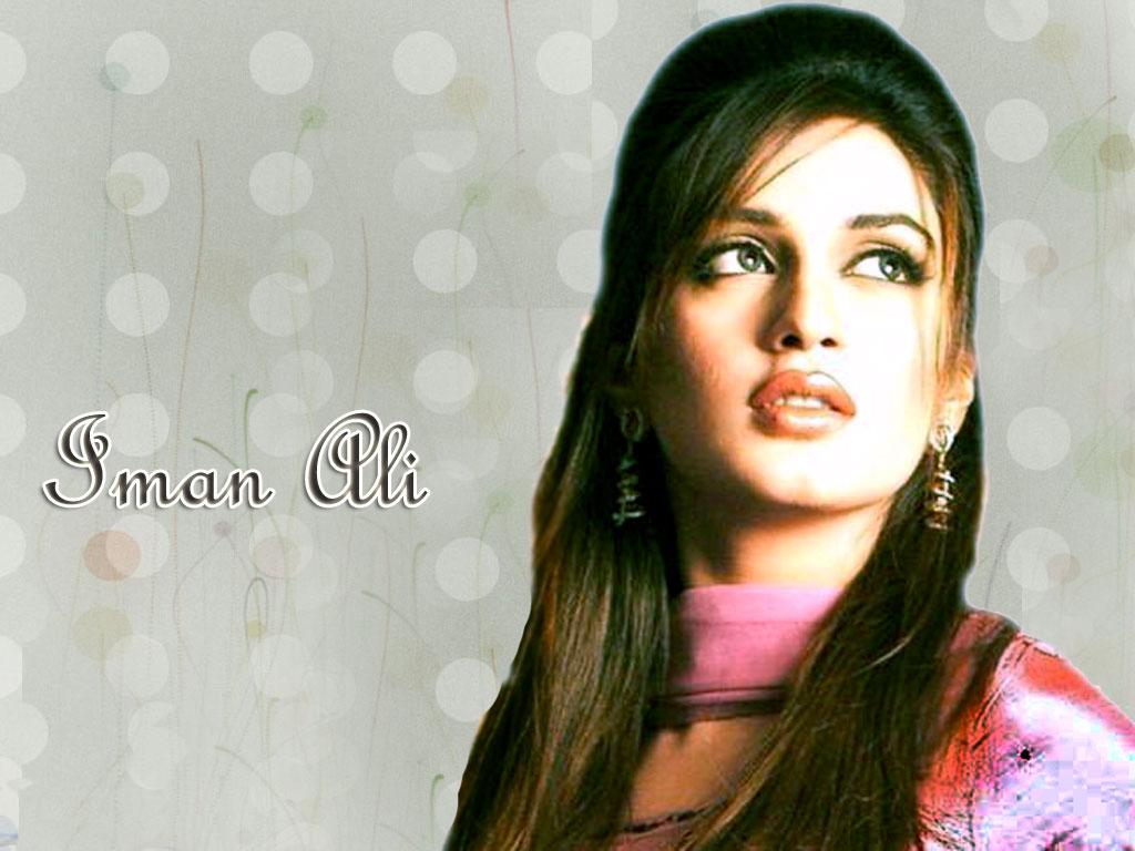 Free Download Wallpaper HD : Iman Ali Pakistani Actress Hd
