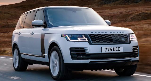 Diesel, Land Rover, Range Rover