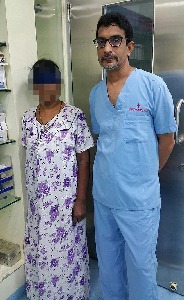 Photos: Woman Discovers 'Stone Baby' She Aborted 15 Years In Her Abdomen