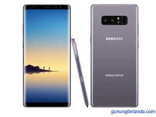 Cara Flashing Samsung Galaxy S8+ Plus (SM-G955U) Android 8.0