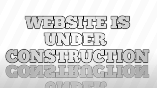 Website is in Under Construction Page