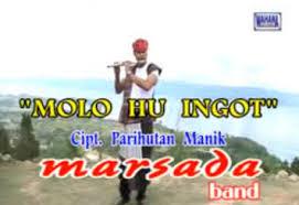 Chord Lagu batak, Molo Huingot - Marsada Band