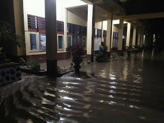 <b>Lima Kecamatan di Kabupaten Bima Terdampak Banjir</b>