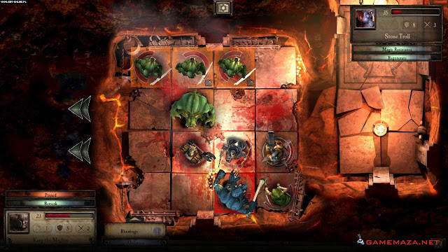 Warhammer Quest Gameplay Screenshot 1