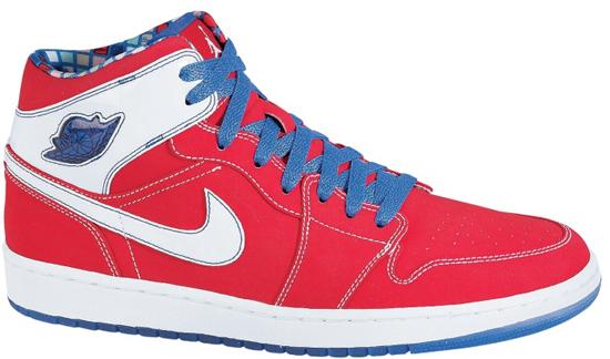 best cheap a90a4 b6c55 Air Jordan 1 Retro Low Canvas Women s (05 19 2007) 315921-491 Denim White-Sport  Red  90.00