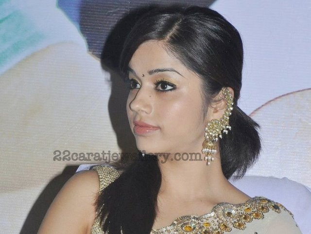Celebrities Pearls Earrings - Jewellery Designs