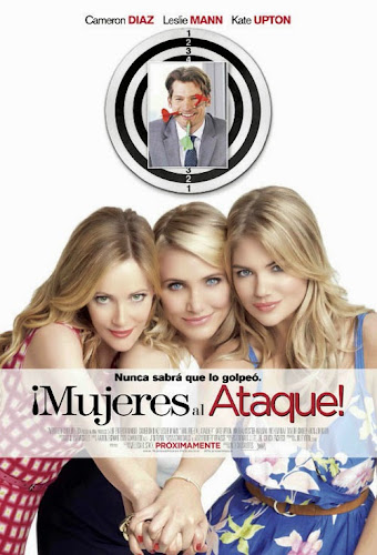 Mujeres al Ataque DVDRip Latino