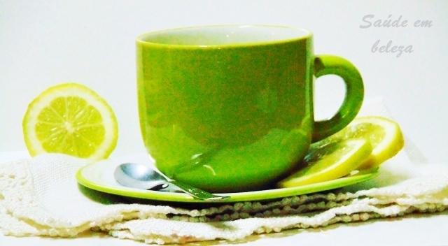 Benefícios e propriedades do chá de casca de limão