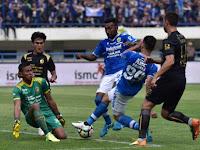 Lawan PSM Makassar, Persib Bandung Tak Lagi Krisis Striker