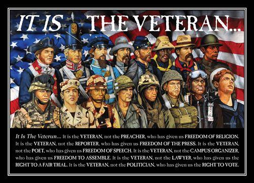Unique Happy Veterans Day Wishes