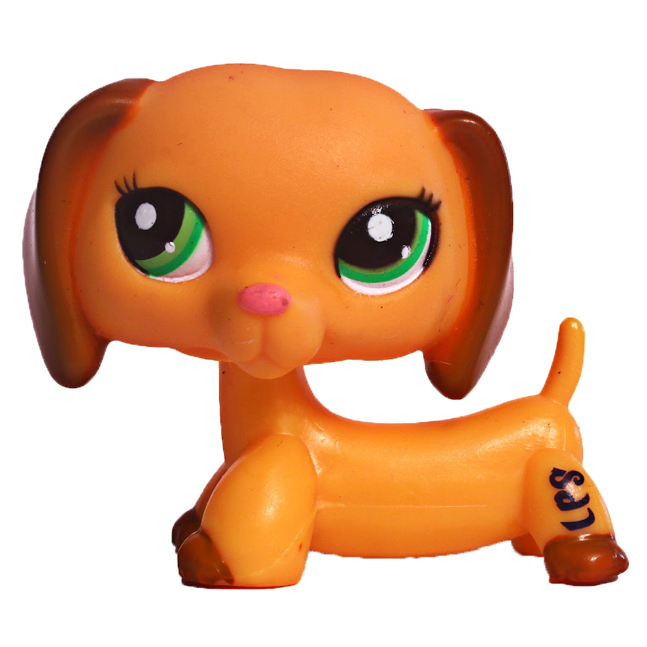 Littlest Pet Shop Blind Bags Dachshund (#2597) Pet ...