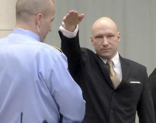 Breivik vince contro lo Stato per trattamento inumano