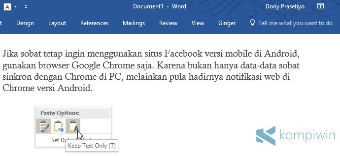 copas dari internet format word
