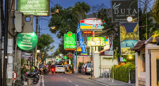 Alasan Prawirotaman Menjadi Kampung Turis