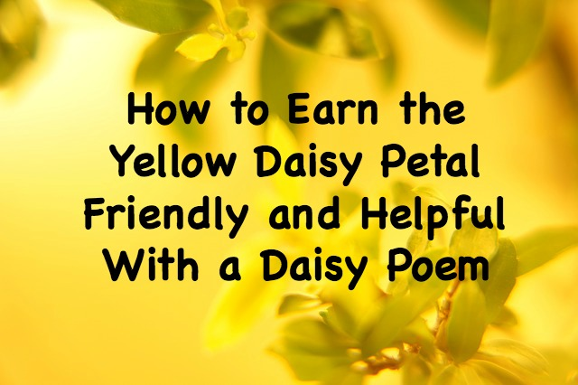 Daisy Troop Activities for Leaders: How to Earn the Yellow ...
