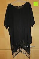 vorne: AIYUE Frauen strandkleid große größen Sommer Blusen Strandhemd Damen Oversize Shirt Bikini Cover Up EU 34-46