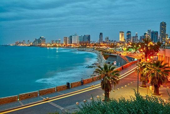 Тель-Авив 1