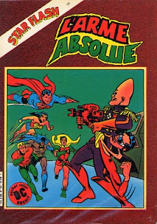 Star Flash - L'arme absolue