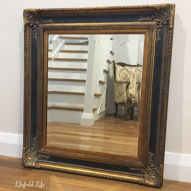 lilyfield life vintage mirror