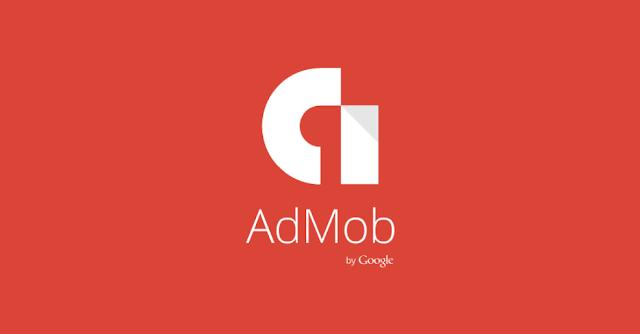 admob screen shote webofinfo