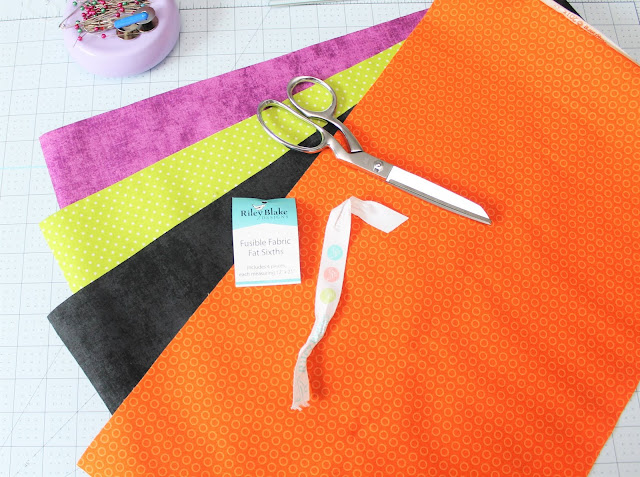 cricut fusible fabric