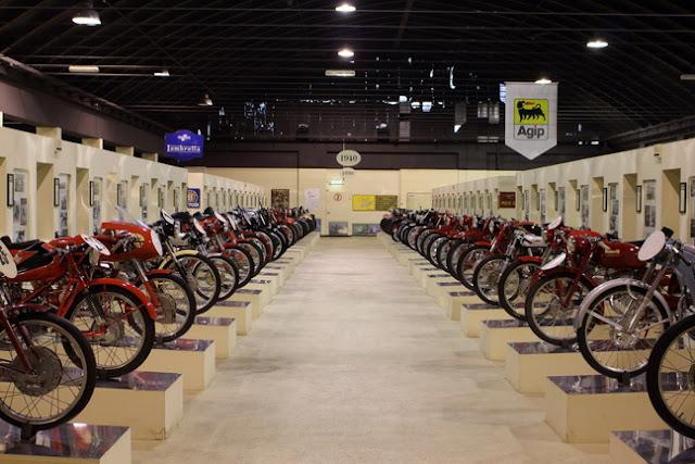 collezioni privata di moto