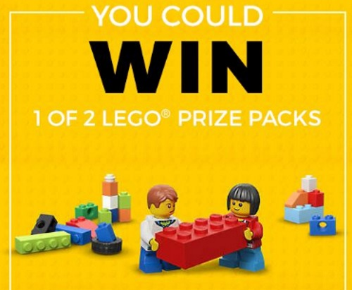 Sears LEGO Prize Pack Contest