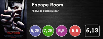 Nota Escape Room