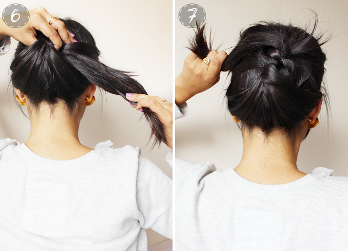 Quick Amp Easy 2 Minute Casual Updo