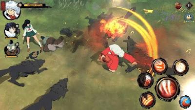Anime: Se anuncia un juego para smartphones de Inuyasha
