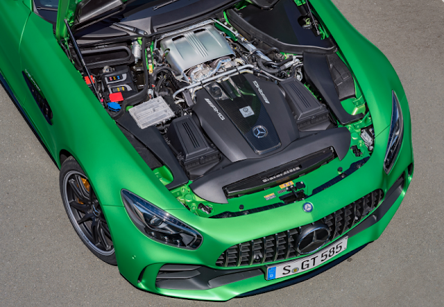 The all-new 2018 Mercedes‑AMG GT R, Redesign, Review, Exterior Design, Interior Specification, Engine, Performance, Rumors And Release Date