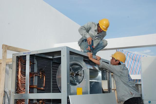 Tuyển sinh CĐ CHÍNH QUY ngành Kỹ thuật máy lạnh và điều hoà không khí 2018 tại TP. Hồ Chí Minh