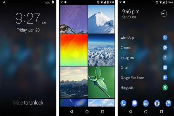 تحويل شكل هاتفك الاندرويد الى شكل هاتف Nokia 6 الجديد !