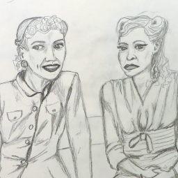 Aurora and Sabine