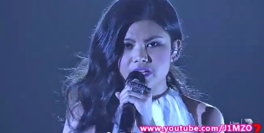 Marlisa Punzalan enters 'X Factor Australia' Grand Finals