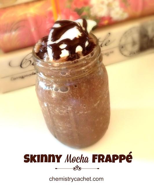 skinny mocha frappe recipe