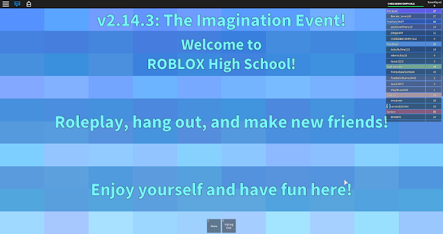 Roblox High School on Roblox  |  For Gamers Like Me