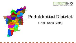 Pudukkottai District