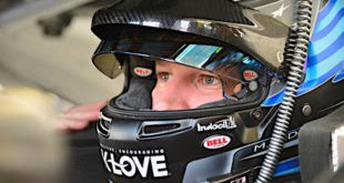 Michael McDowell has earned his first #MENCS Top-Five - #NASCAR