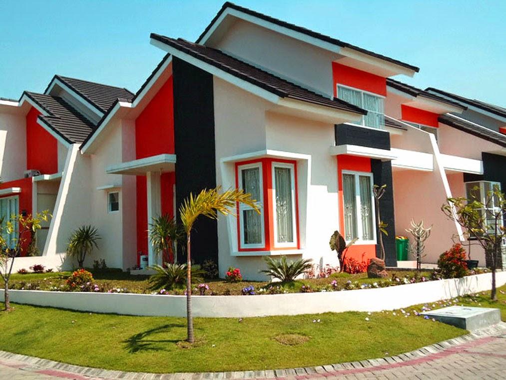 warna cat rumah yang bagus dan simpel
