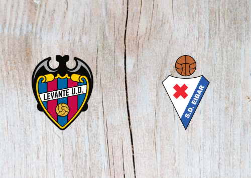 Levante vs Eibar  - Highlights 31 March 2019