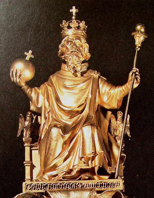 No subconsciente popular, Carlos Magno ainda é o modelo de governante