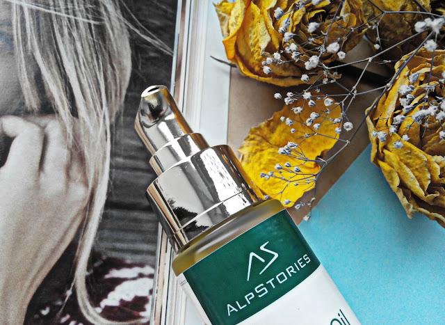 AlpStories Argan Oil Аргановое масло