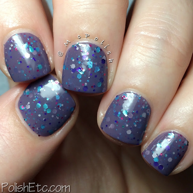 KBShimmer Winter 2015 Crelly Polishes - McPolish - Brr-tiful Dreamer