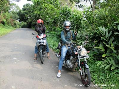 Petungkriyono, Negeri 1000 Curug perjalanan