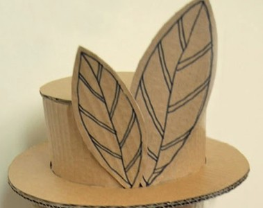 Cara Membuat Topi Dari Kardus Bekas Beserta Gambarnya Dr