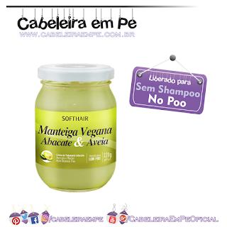 Manteiga De Abacate E Aveia - Soft Hair (No Poo)