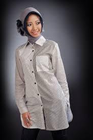 Model Baju Muslim Wanita Formal dan Semi Formal Modern